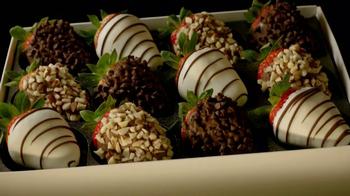 Shari's Berries TV Spot 'Valentine's Day Fruit'