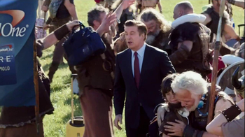 Capital One Venture TV Spot, 'Family Reunion' Featuring Alec Baldwin - Thumbnail 1