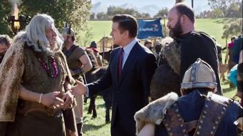 Capital One Venture TV Spot, 'Family Reunion' Featuring Alec Baldwin - Thumbnail 3