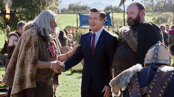 Capital One Venture TV Spot, 'Family Reunion' Featuring Alec Baldwin - Thumbnail 4