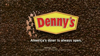 Denny's TV Spot 'Valentine's Day Coffee' - Thumbnail 9