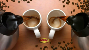 Denny's TV Spot 'Valentine's Day Coffee' - Thumbnail 2