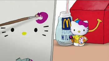 McDonald's Happy Meal TV Spot, 'Hello Kitty'