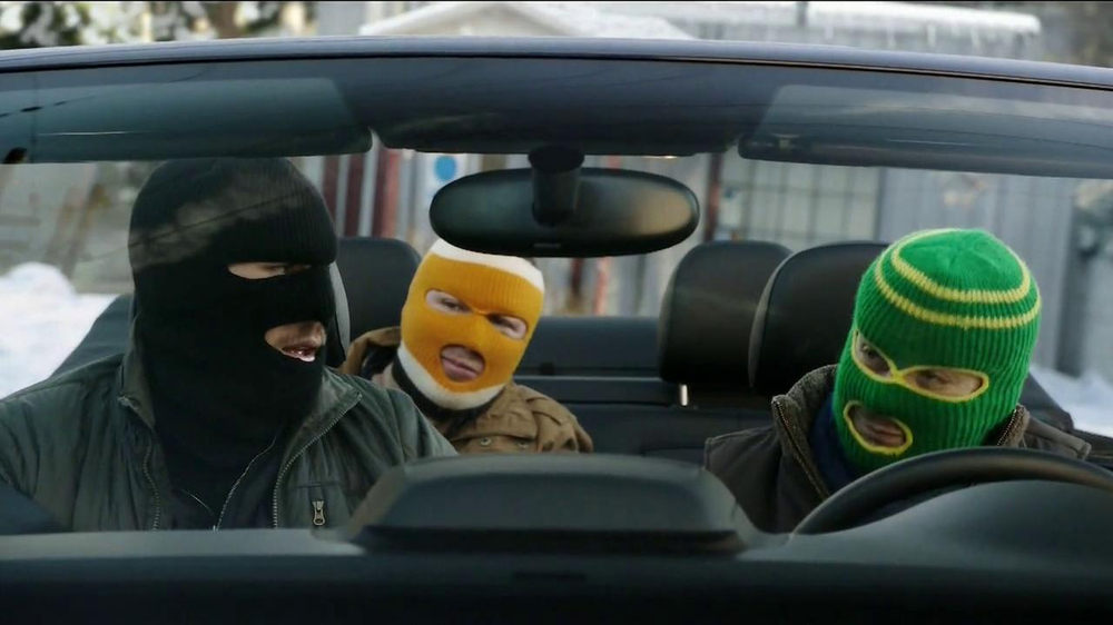 2013 Volkswagen Beetle Convertible TV Commercial, 'Mask' Song by Muslim Magomaev - iSpot.tv