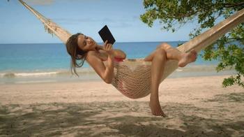 Amazon Kindle TV Spot, 'Beaches' Song by Jens Lekman