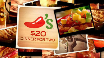 Chili's $20 Dinner for Two TV Spot, 'Mango Chile' Song by Wendy Rene - Thumbnail 6