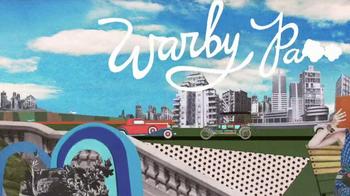 Warby Parker TV Spot, 'Eyesballs on Bikes' - Thumbnail 3