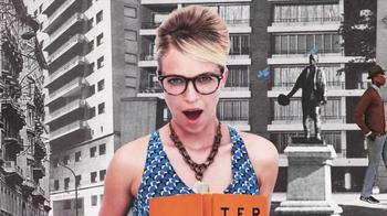 Warby Parker TV Spot, 'Eyesballs on Bikes' - Thumbnail 4