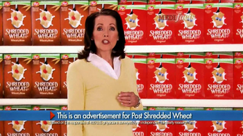 Post Shredded Wheat TV Spot, 'MediFacts'
