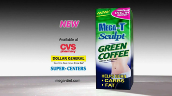 Mega-T Sculpt Green Coffee TV Spot, 'Great News' - Thumbnail 6