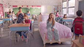 Children's Claritin TV Spot, 'Bed Time in Class' - 12341 commercial airings