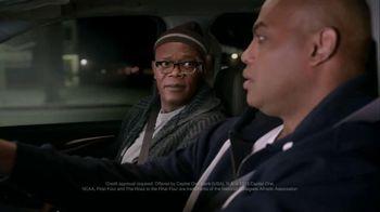 Capital One TV Spot, 'Annapolis' Feat. Samuel L. Jackson, Charles Barkley - Thumbnail 7