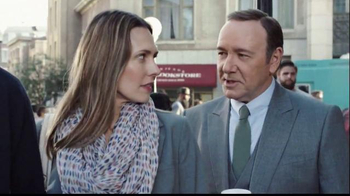 E*TRADE TV Spot, 'Opportunity is Everywhere: Beard' Featuring Kevin Spacey - Thumbnail 6