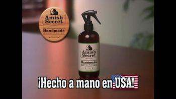 Amish Secret TV Spot, 'Compre Amish Secret' [Spanish]
