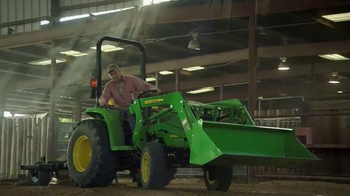 John Deere E Series Tractors TV Spot, 'Ron's Advice'