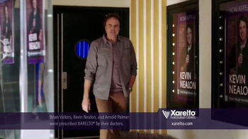 Xarelto TV Spot, 'Reduce Your Risk' Featuring Kevin Nealon, Brian Vickers - Thumbnail 2