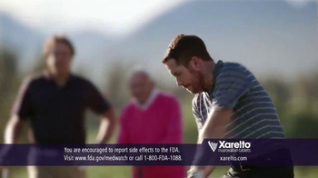 Xarelto TV Spot, 'Reduce Your Risk' Featuring Kevin Nealon, Brian Vickers - Thumbnail 5