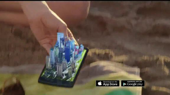 Sim City Build It TV Spot, 'Bring Your City to Life'
