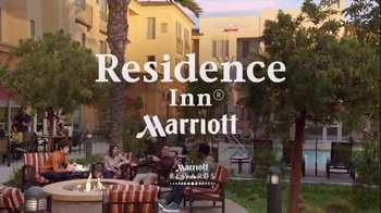 Residence Inn TV Spot, 'Take Over the Town at Residence Inn' - Thumbnail 10