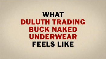 Duluth Trading Buck Naked Underwear TV Spot, 'Meat Grinder' - Thumbnail 3