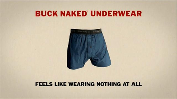 Duluth Trading Buck Naked Underwear TV Spot, 'Meat Grinder' - Thumbnail 7