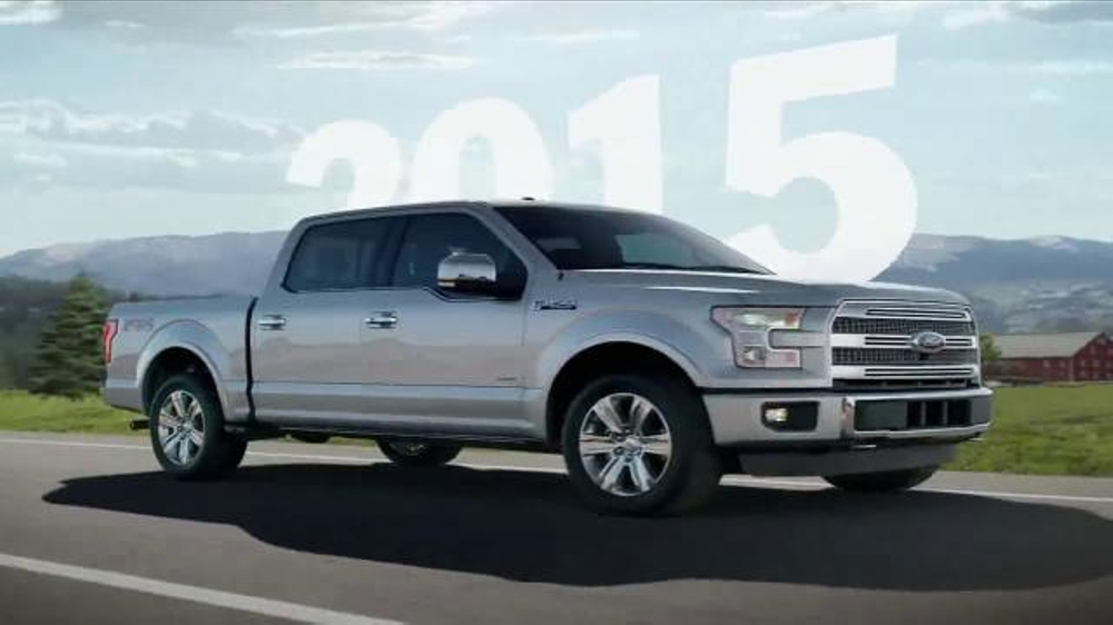 2015 Ford F 150 Tv Commercial Year After Year Ispot Tv