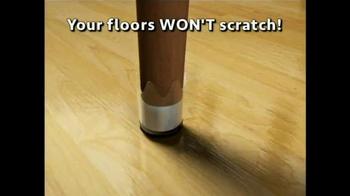 Furniture Feet TV Spot, 'Oh No!' - Thumbnail 4