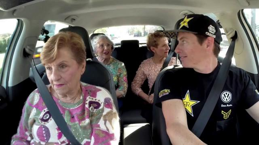 Volkswagen TV Commercial, 'Diesel Old Wives' Tale #1: Sluggish' - iSpot.tv