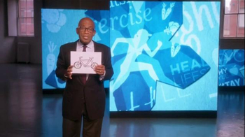 The More You Know TV Spot, 'Biking is Better' Featuring Al Roker - Thumbnail 3