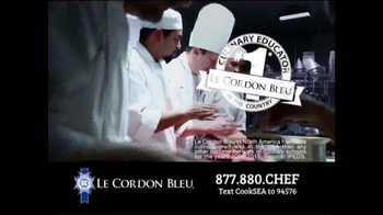 Le Cordon Bleu TV Spot, 'Scholarships and Grants'
