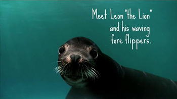 SeaWorld TV Spot, 'Meet Leon'