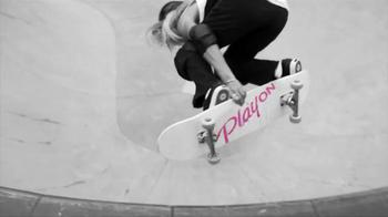 Playtex Sport Pads TV Spot, 'Skater'
