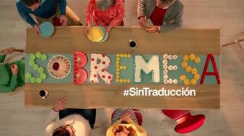 Target TV Spot, 'Sobremesa' [Spanish]