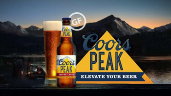Coors peak copper lager tv commercial rising embers song by coors peak copper lager tv spot rising embers song by neulore aloadofball Image collections