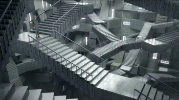Capital One Quicksilver TV Spot, 'Shifting Stairs' Feat. Samuel L. Jackson - Thumbnail 1