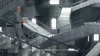 Capital One Quicksilver TV Spot, 'Shifting Stairs' Feat. Samuel L. Jackson - Thumbnail 2