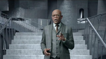 Capital One Quicksilver TV Spot, 'Shifting Stairs' Feat. Samuel L. Jackson - Thumbnail 3