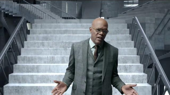Capital One Quicksilver TV Spot, 'Shifting Stairs' Feat. Samuel L. Jackson - Thumbnail 4