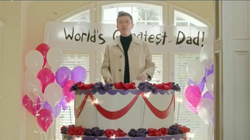 Virgin Mobile TV Spot, \'Do It For The Data\' Featuring Rick Astley