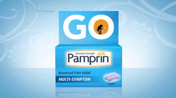 Pamprin Multi-Symptom TV Spot, 'Stop' - Thumbnail 7
