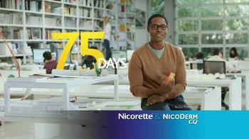 Nicorette TV Spot, 'I Quit' - Thumbnail 2