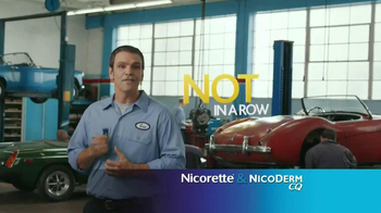 Nicorette TV Spot, 'I Quit' - Thumbnail 3
