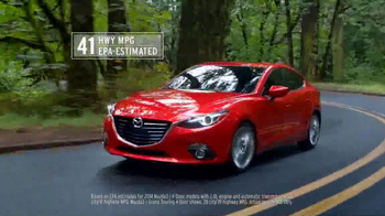 2014 Mazda3 TV Spot, 'Dare the Impossible' Song by Capital Cities - Thumbnail 6