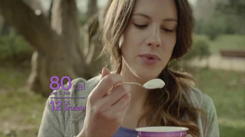 Dannon Light & Fit Greek Blends TV Spot, \'Paper Ice Cream\'