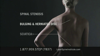 Laser Spine Institute TV Spot, 'First Step' - Thumbnail 4