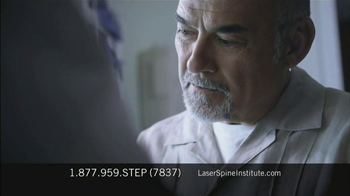 Laser Spine Institute TV Spot, 'First Step' - Thumbnail 5