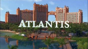 Atlantis TV Spot, 'Imagine: $130 Per Person'