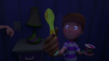 Trix Yogurt TV Spot, 'Light Up Spoons' - Thumbnail 3