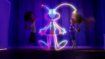 Trix Yogurt TV Spot, 'Light Up Spoons'
