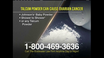 Goldwater Law Firm TV Spot, 'Ovarian Cancer' - Thumbnail 4